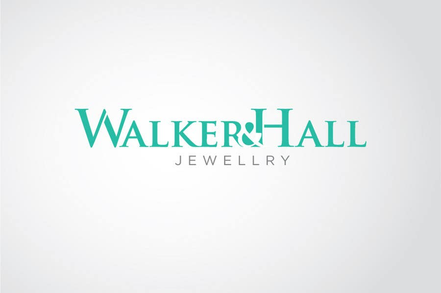 Contest Entry #488 for Logo Design for Walker and Hall