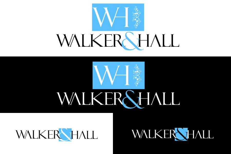 Contest Entry #370 for Logo Design for Walker and Hall