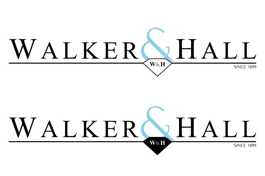 Contest Entry #484 for Logo Design for Walker and Hall