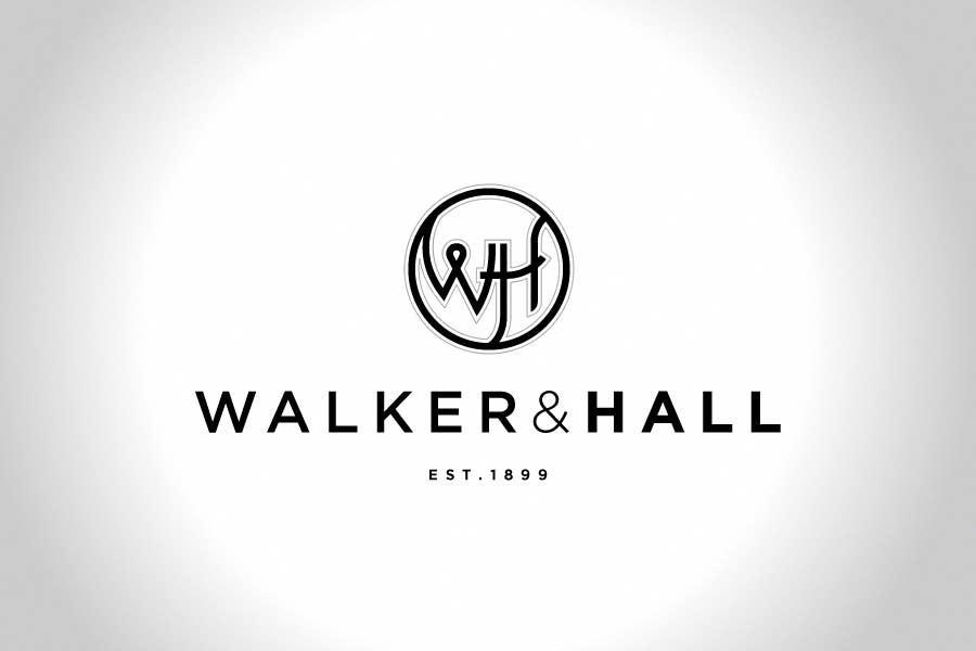 Penyertaan Peraduan #175 untuk Logo Design for Walker and Hall