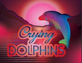 #18 для Für die CRYING DOLPHINS Ein Logo/Bild Zeichnen / For the CRYING DOLPHINS Draw a Logo, picture от rubellhossain26