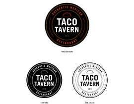 #342 for Design a Modern & Rustic Logo for Tavern Restaurant by Melissa0701