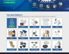 #107 for Redesign Homepage of Storefront by nikil02an