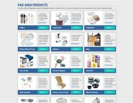 #108 for Redesign Homepage of Storefront by nikil02an