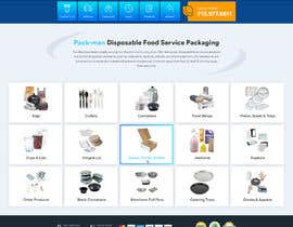 #20 for Redesign Homepage of Storefront by pixelwebplanet