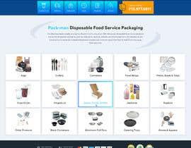 #20 for Redesign Homepage of Storefront af pixelwebplanet