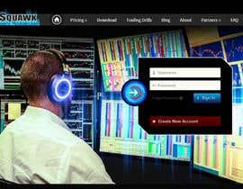 Nro 37 kilpailuun Create an awesome website background image käyttäjältä Watfa3D