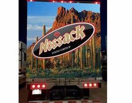Nro 32 kilpailuun Make truck wrap artwork käyttäjältä sonnybautista143