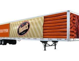 Nro 49 kilpailuun Make truck wrap artwork käyttäjältä deeps831