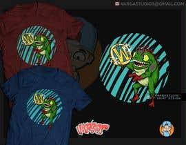 GribertJvargas tarafından Hand drawn T-Shirt Designs için no 43
