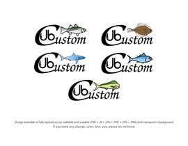 #134 для Create a logo with 5 variations for a fishing tackle company от luisarmandojeda