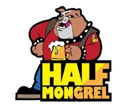 #18 pёr Logo Design for half mongrel nga LUK1993