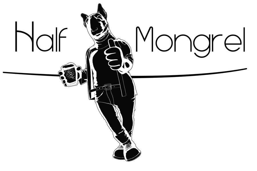 Contest Entry #24 for Logo Design for half mongrel
