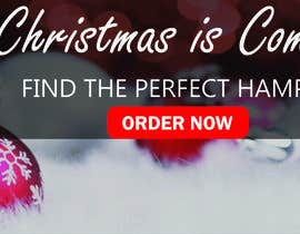 #19 for Hamper Christmas Banner by sabbirhossaino