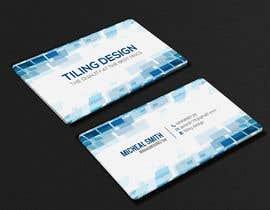 #133 para Card business TILER por wefreebird