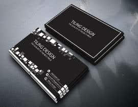 #182 para Card business TILER por Ruhulaminhridoy