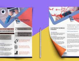 #11 para Design a Flyer, front and back por miNADIM
