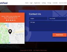 Nro 13 kilpailuun Create a product website mockup käyttäjältä webmastersud