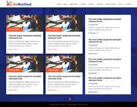 Nro 23 kilpailuun Create a product website mockup käyttäjältä webmastersud