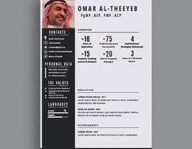 #61 for design a professional infogrpahic CV by SalehEgy
