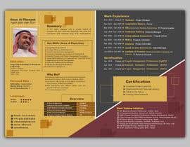 #40 for design a professional infogrpahic CV by zmsabet