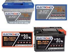 #247 untuk Car Battery Design oleh engrnasim