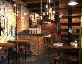 nº 14 pour service area for a restaurant interior design par trongnghiabk2005