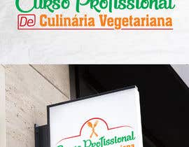 #58 for Need a logo design for a vegetarian cuisine course by Hridoycs