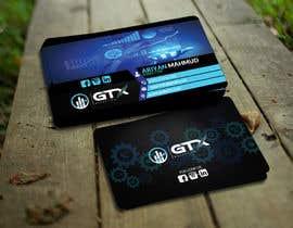 Nro 169 kilpailuun BUILD ME MY BUISNESS CARD !!! käyttäjältä ARIYAN0444