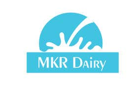 #12 untuk Create a logo for a Dairy Brand oleh darkavdark