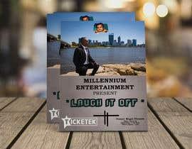 #117 pentru 'LAUGH IT OFF' flyer de către shariful1718