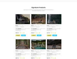 #39 for Need PSD for website home page by anamikaantu
