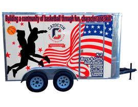 nº 4 pour Enclosed trailer exterior graphics par TheFaisal