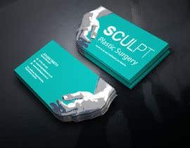#63 for Business cards for a plastic surgeon's practice by Uttamkumar01
