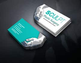 #79 for Business cards for a plastic surgeon's practice by Uttamkumar01