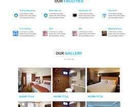 #33 para Hotel Website Design por sabrinabristy