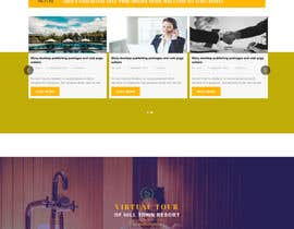 #29 para Hotel Website Design por ksumon4711