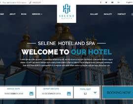#32 para Hotel Website Design por ksumon4711