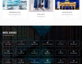 #34 para Hotel Website Design por safiur925