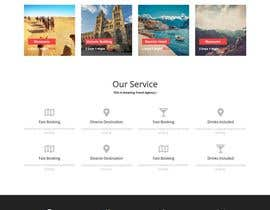 #31 para Hotel Website Design por DeveloperParrot