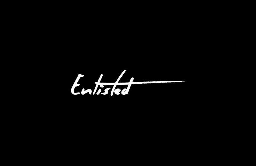 Inscrição nº 175 do Concurso para Custom Cursive fashion font for logo