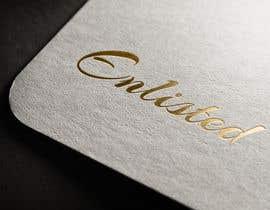 #79 for Custom Cursive fashion font for logo af hossanlaam07