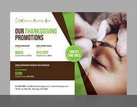 #4 for Design a thanksgiving seasonal promotional banner ad for a spa af rahulsakat99