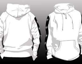Nro 5 kilpailuun Create Clothing Mockup käyttäjältä gulenigar