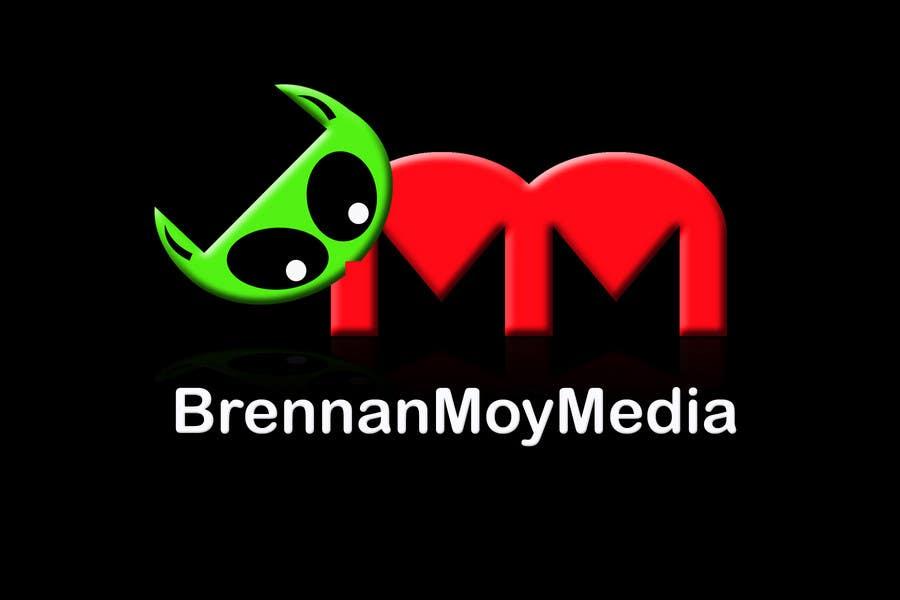 Bài tham dự cuộc thi #328 cho Logo Design for BrennanMoyMedia