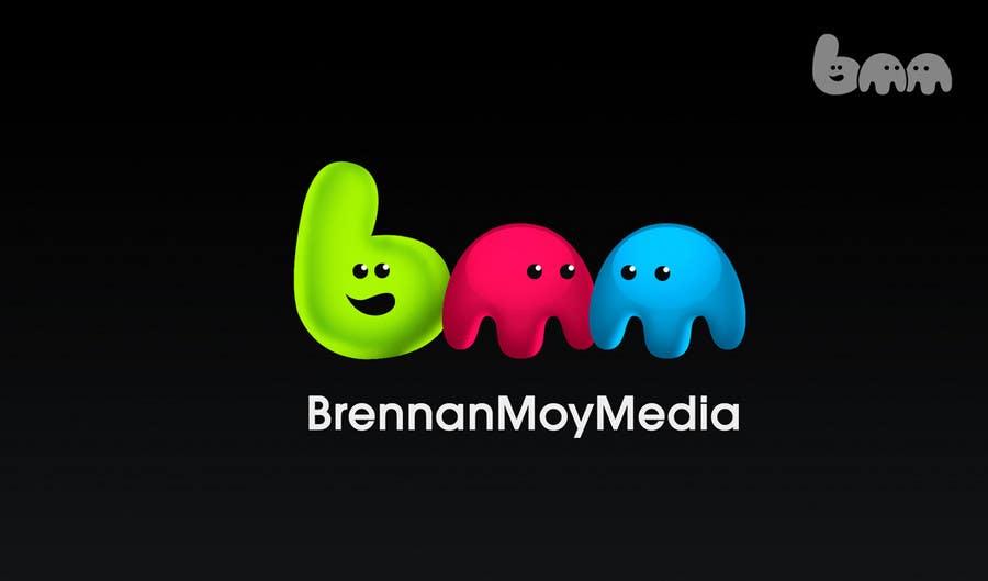 Bài tham dự cuộc thi #250 cho Logo Design for BrennanMoyMedia