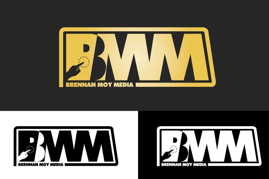 Inscrição nº 171 do Concurso para Logo Design for BrennanMoyMedia