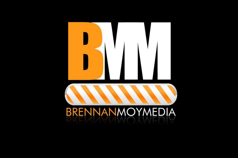 Contest Entry #162 for Logo Design for BrennanMoyMedia