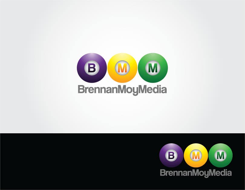 Bài tham dự cuộc thi #118 cho Logo Design for BrennanMoyMedia