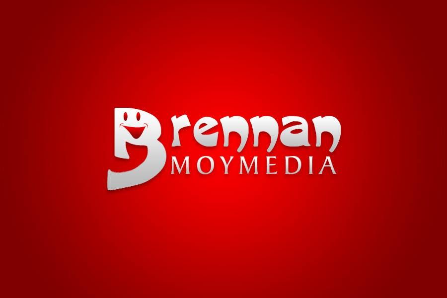 Bài tham dự cuộc thi #202 cho Logo Design for BrennanMoyMedia
